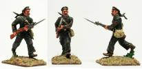 Sailor naval infantry, USSR, 1941-43; 28 mm