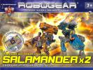 Salamander - small fire support tactical walker (2 in box)(~ 1/48)