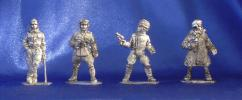 Polish pilots; 28 mm