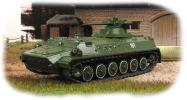 MT-LB M - Russian amphibious armored personnel carrier; 1/72