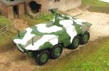 Spahpanzer 2 Luchs A1 - German amphibious reconnaissance armoured fighting vehicle; 1/72