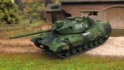 Leopard 1 - German main battle tank; 1/72